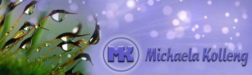 Michaela Kolleng, Kartenlegen, Klangschalenmassage