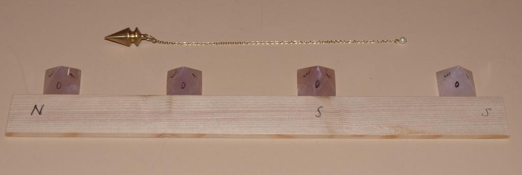 Zahlengenerator-2 mit Programmierten Kristallen nach Heliothor bei Heliomatrix
